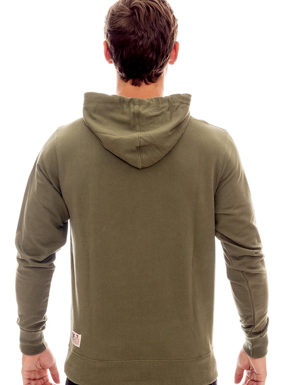 LEONE 1947/Never Out Stock Sweatshirt mit Kapuze