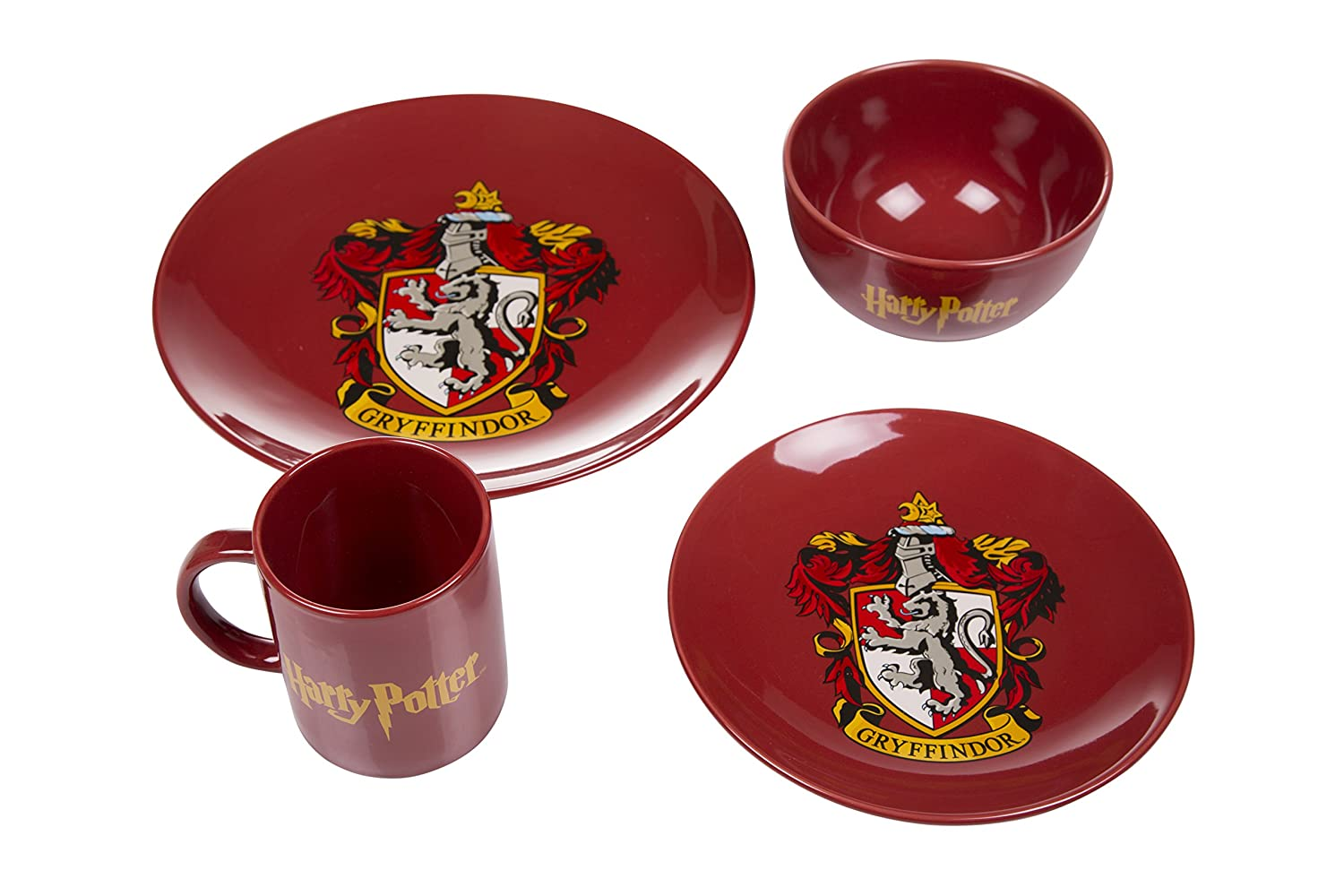 Harry Potter Platform 9 and 3 4 4 Piece Dinner Set GGS