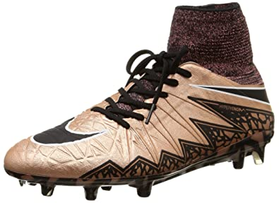 Nike Hypervenom Phantom Ii, Men's Football Training Shoes, Brown (Metallic  Red Bronze/