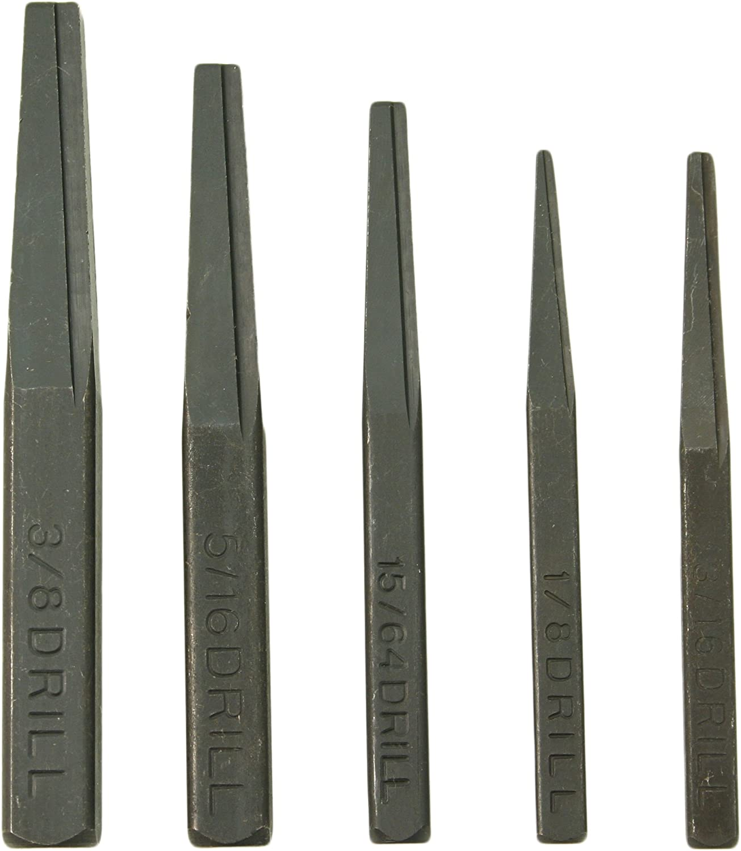 5pc stud screw extractor tools,garage,quality,brand new