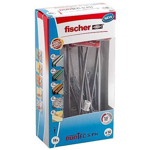 Taco met/álico para cart/ón-yeso GKM SK 2 paquetes Fischer