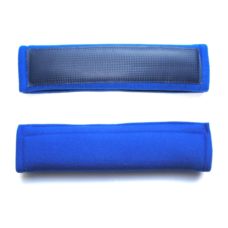 Tuningage Automax Gurtpolster Blau Sehr Weich Und Dick Lxbxh 260x70x35mm Baby