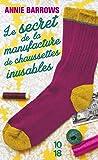 Le secret de la manufacture de chaussettes inusables