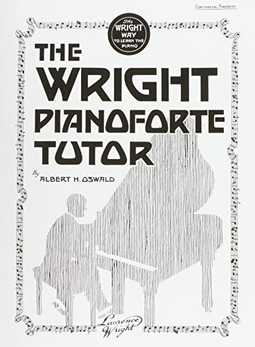 The Wright Pianoforte Tutor (Faber Edition)