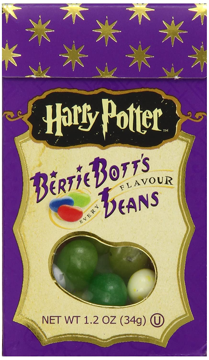 Harry Potter Bertie Bott's Flavour Beans (3 Packs)