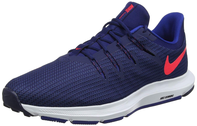 Mehrfarbig (Blau Void rot Orbit Indigo Force Weiß 403) Nike Herren Quest Leichtathletikschuhe, University schwarz-rot Orbit, EU