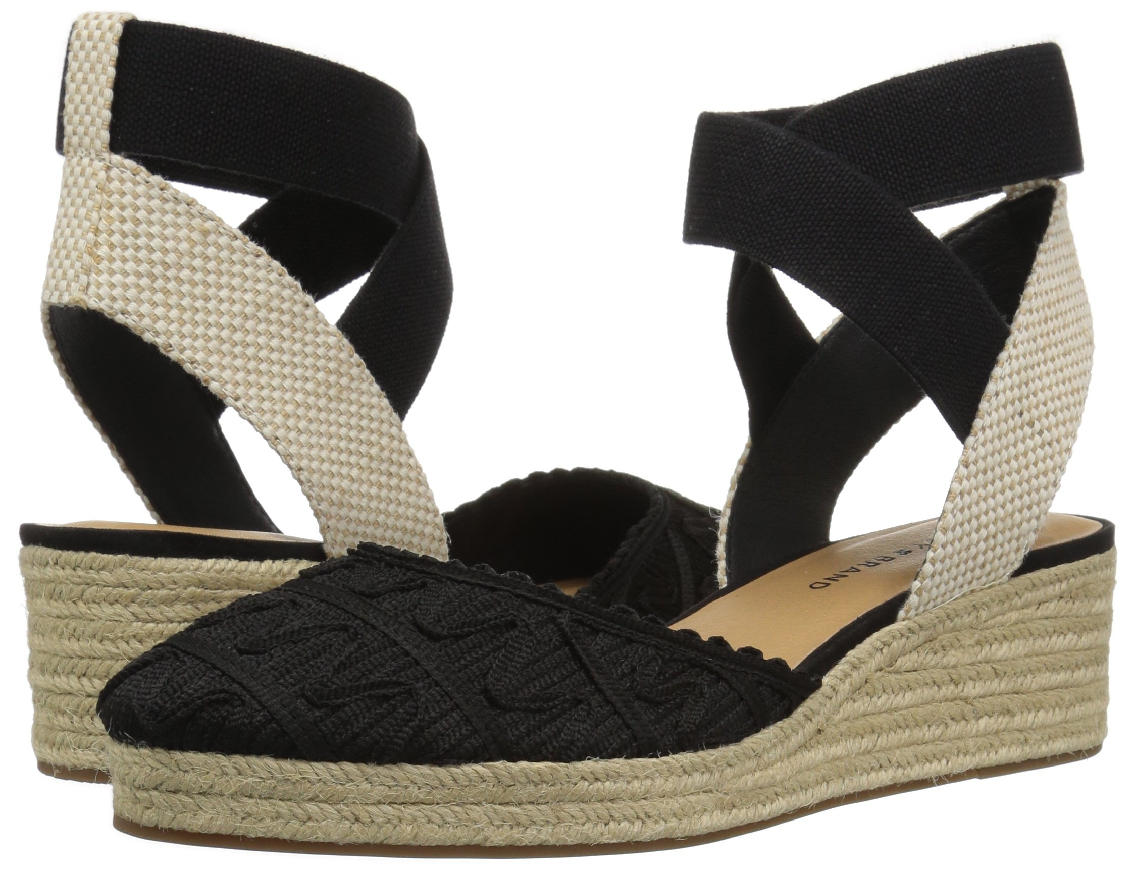 Lucky Brand Women's Luvinia Pump, Black, 7 M US by Lucky Brand (Image #5)