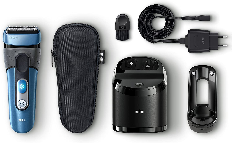 Braun Series 3 - °CoolTec CT4cc, maquinilla de afeitar: Amazon.es ...