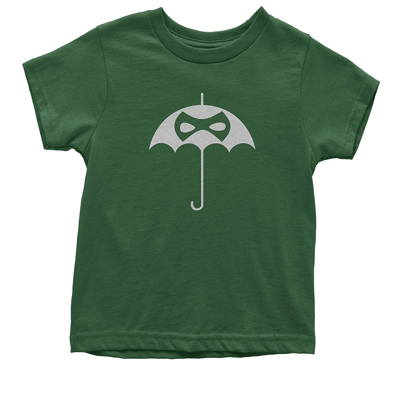 FerociTees Umbrella Mask Eyes Youth T-Shirt