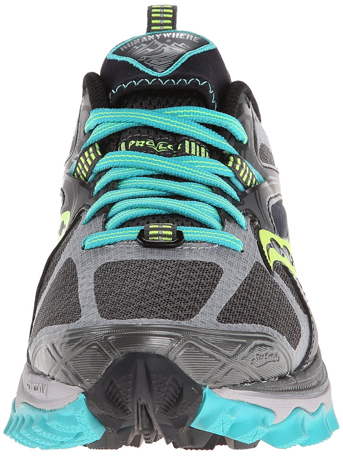 saucony ride 3 hombre olive