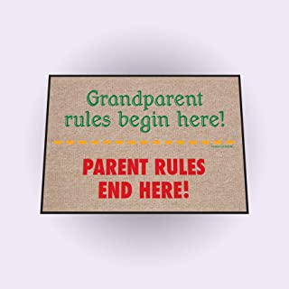 product image for High Cotton Outdoor Mat, Grandparent Rules