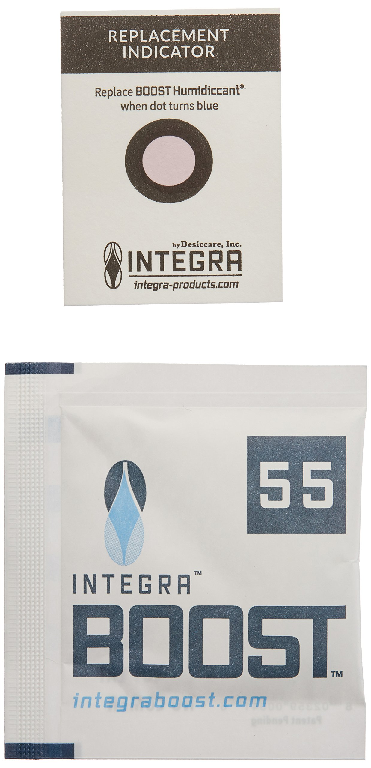 INTEGRA BOOST 2-Way Humidity Control, 8 g