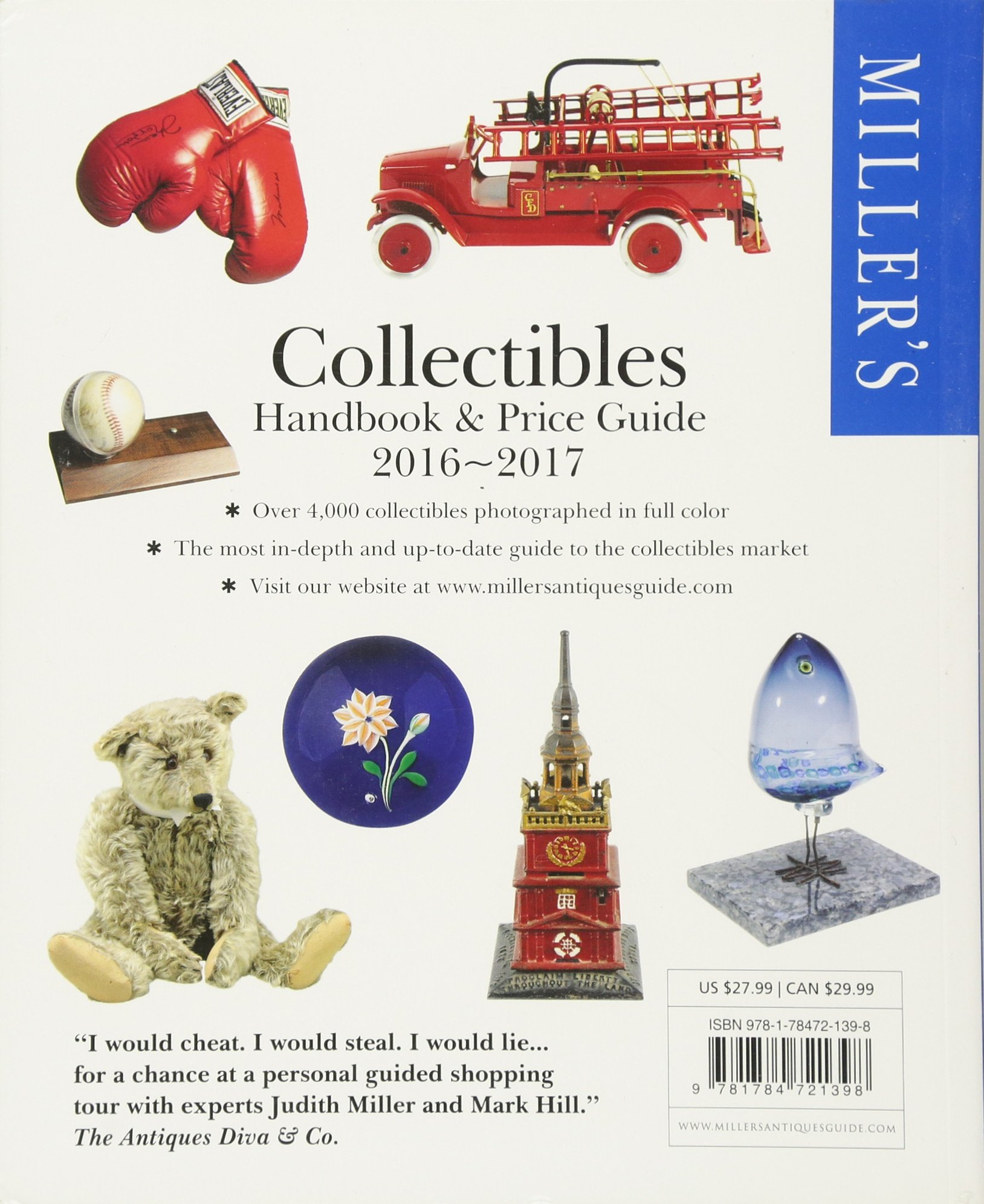 Miller\'s Collectibles Price Guide 2016-2017: Judith Miller ...