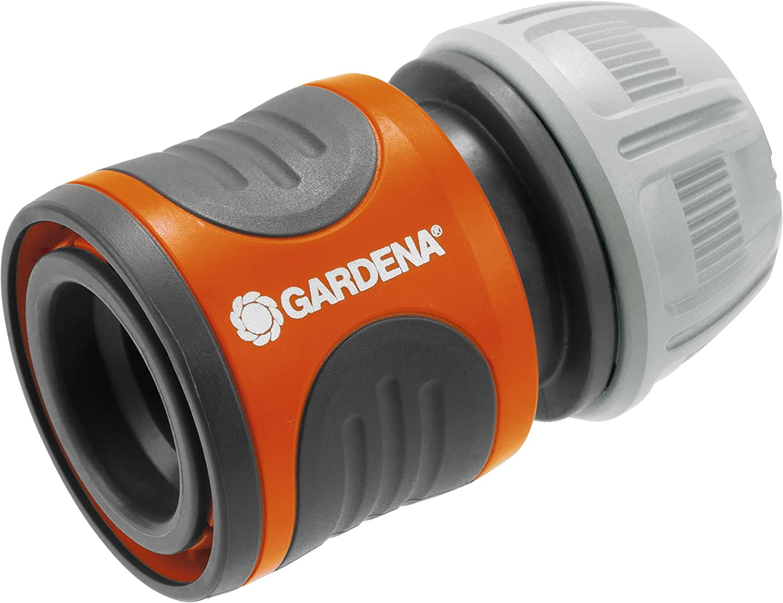 GARDENA BASIC HOSE SET Tap Nut Adaptor+Hose Connector+Spray Nozzle *German Made