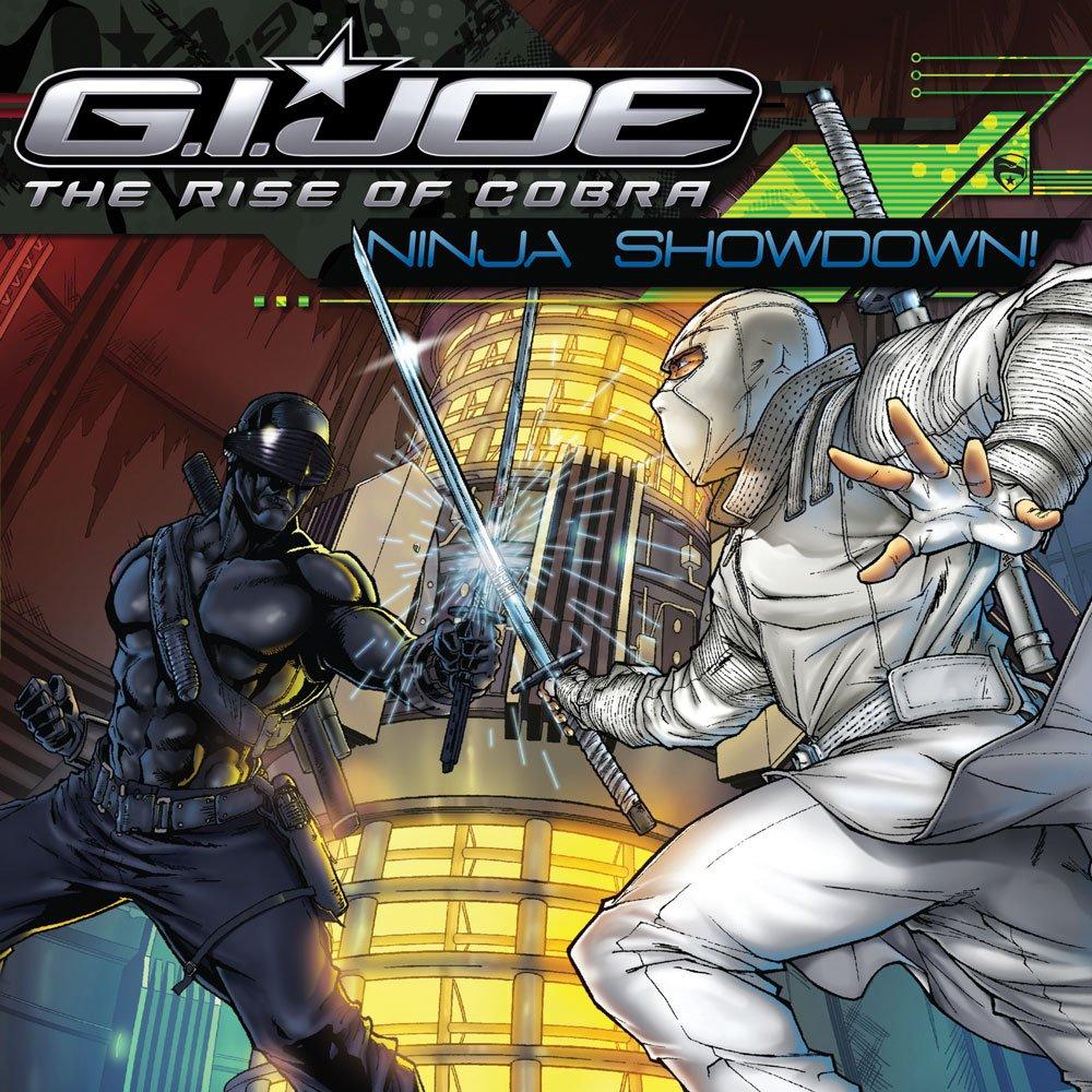 Read Online Ninja Showdown! (G.I. Joe The Rise of Cobra) PDF
