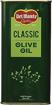 Del Monte classic Olive Oil Tin, 500ml