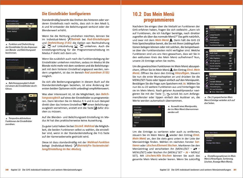Panasonic Lumix G DC-GH5: Für bessere Fotos von Anfang an!: Amazon ...
