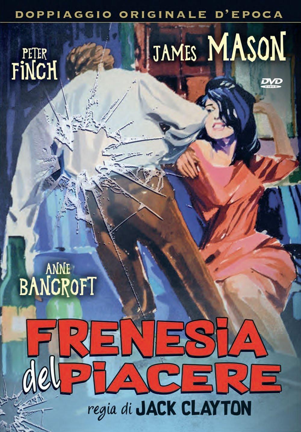 Frenesia Del Piacere (1964): Amazon.it: Bancroft,Finch,Mason,  Bancroft,Finch,Mason: Film e TV