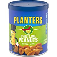 Planters Chili Lime Peanuts (6 oz Jar)