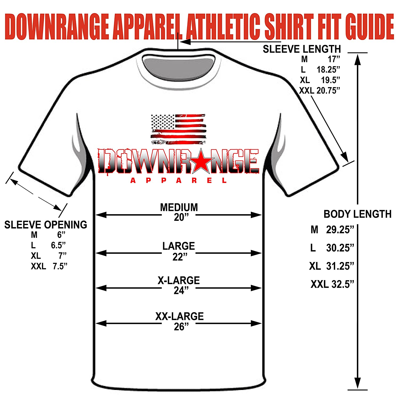 5f6118085 Punisher Thin Blue Line American Flag Premium Athletic Fit T-Shirt (XL) |  Amazon.com