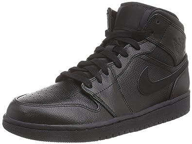 Nike Air Jordan 1 Mid Black