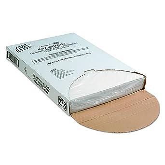 Dixie 27S Yellow-Label Parchment Pan