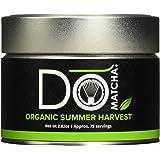 DōMatcha Green Organic Summer Harvest Green Tea,  2.82oz Tin