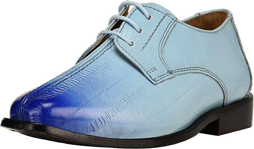 Amazon.com: Liberty Zapatos de vestir para niños con ...