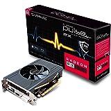 Sapphire Radeon RX 570 Pulse Itx Scheda Grafica da 4 GB, GDDR5, Grigio