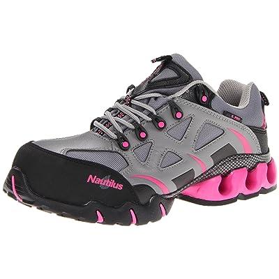Nautilus 1851 Women's Comp Toe Waterproof EH Athletic Shoe: Shoes