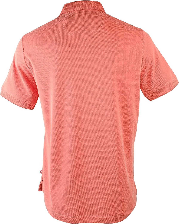 Tommy Bahama Mens Big and Tall Coastal Crest IslandZone Polo Shirt