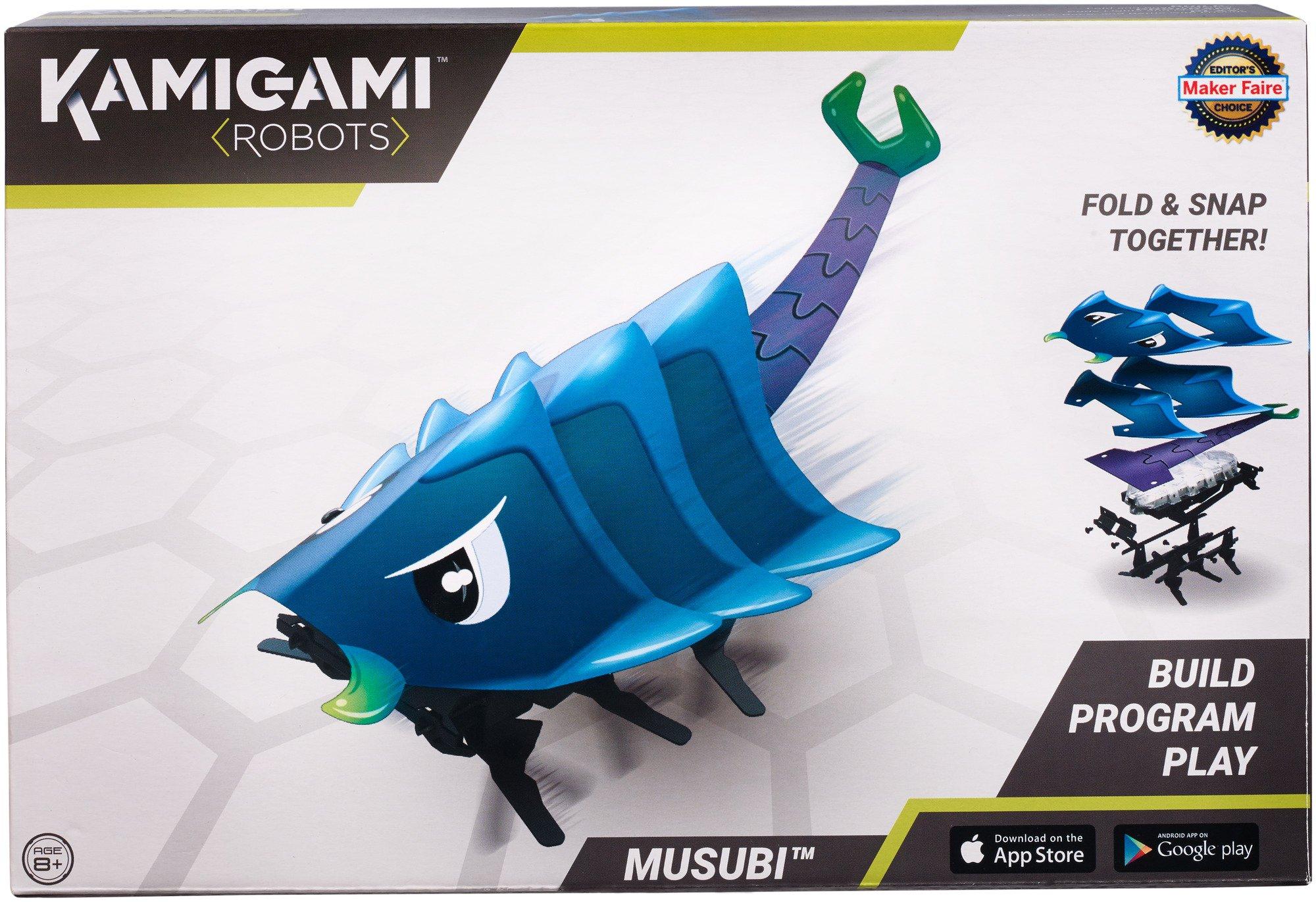 Kamigami Musubi Robot by Mattel (Image #6)