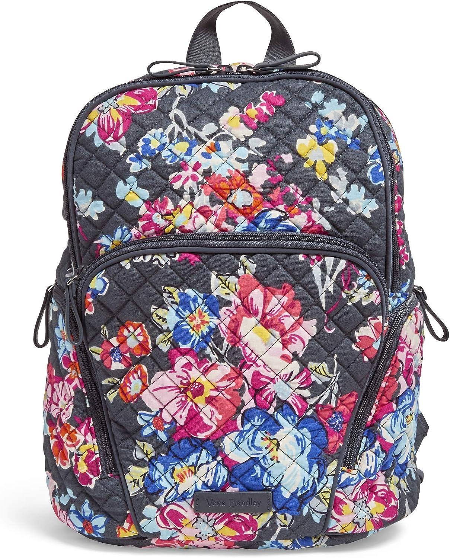 Vera Bradley Women's Signature Cotton Hadley Backpack