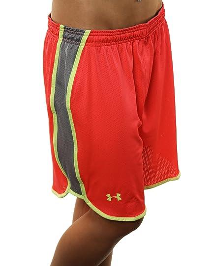 b239cb0fb152 Amazon.com : Under Armour Women's UA Loose Heatgear Basketball Shorts Pink  Small [Misc.] : Athletic Shorts : Sports & Outdoors