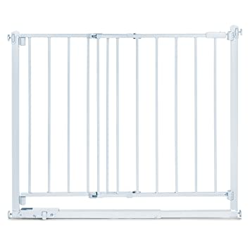 Amazon Com Summer Infant Step To Secure Metal Walk Thru Gate