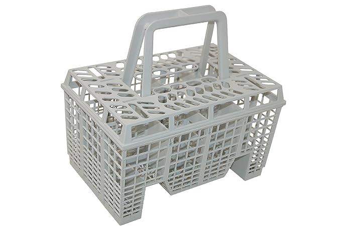 Electrolux lavavajillas 1118228004 accesorios/cestas/Zanker AEG Husqvarna Arthur Martin – Cesta de cubiertos para lavavajillas (