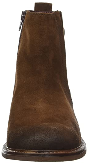 Devic, Bottines Chelsea Homme, Marron (Tabac), 42 EURedskins