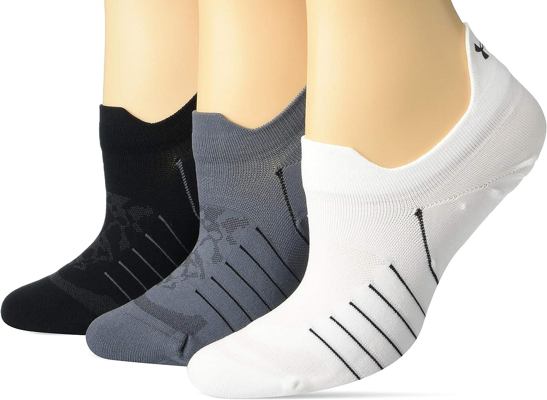 Breathe No Show Tab Socks, 3-Pairs