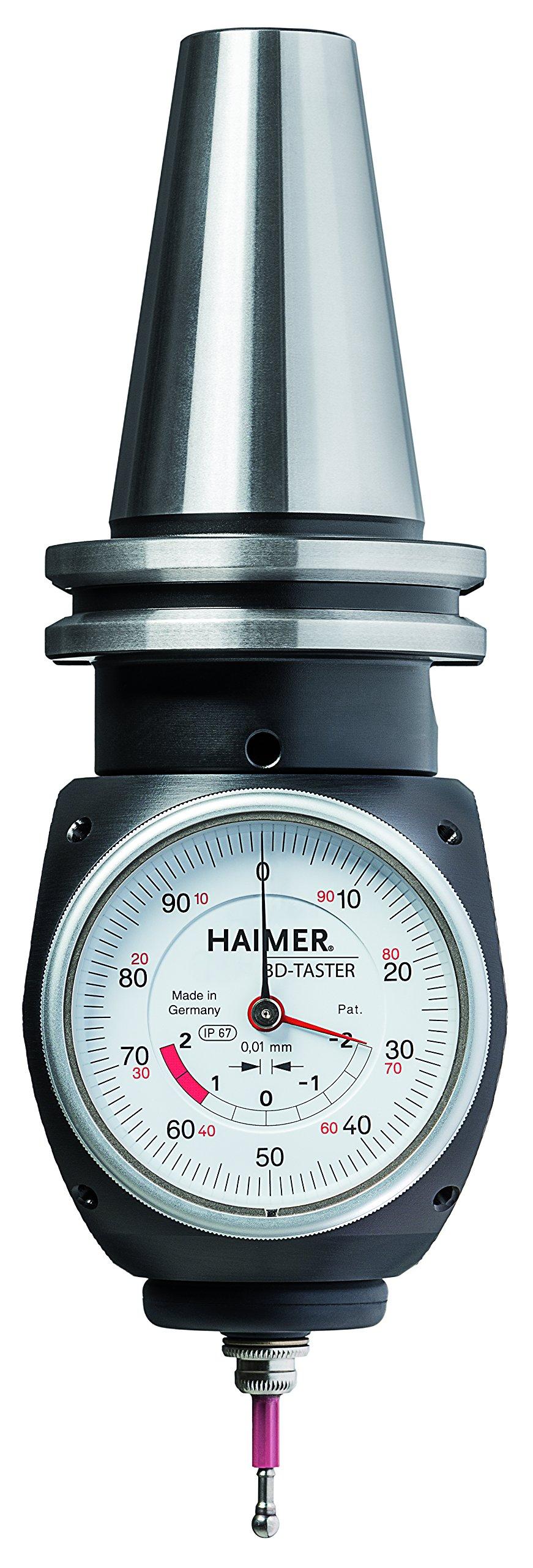 Haimer 80.365.30NG 3D-Sensor New Generation with Integrated Taper BT30