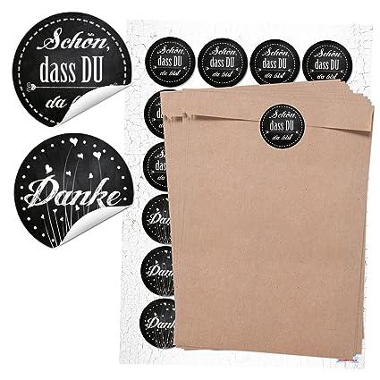 96 pequeñas bolsas de papel marrón cruz de suelo bolsas de ...