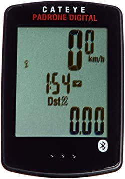 CATEYE Bicycle Wireless Digital Computer Bike PADRONE Speedometer Black