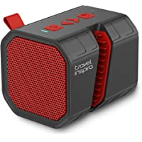 Travel Inspira TIBS02BR Portable Wireless Speaker