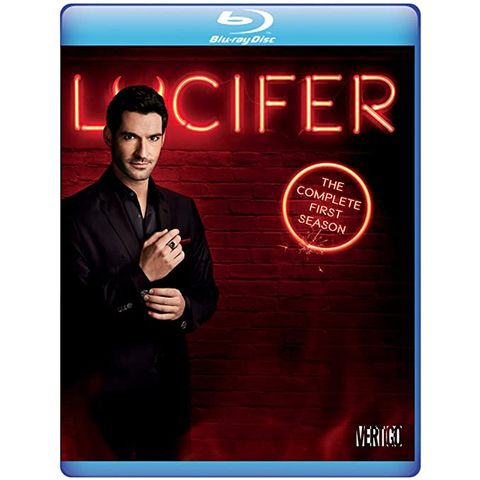 Lucifer: The Complete First Season (3 Blu-Ray) [Edizione: Stati Uniti] [Italia] [Blu-ray]