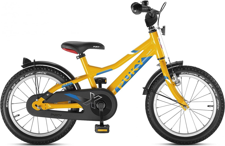 Puky 4271 – Bicicleta ZLX 16 – 1 ALU, Naranja: Amazon.es: Juguetes ...
