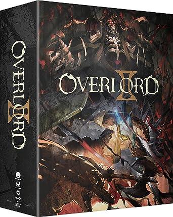 Overlord Anime World Map.Amazon Com Overlord Ii Season Two Blu Ray Chris Guerrero