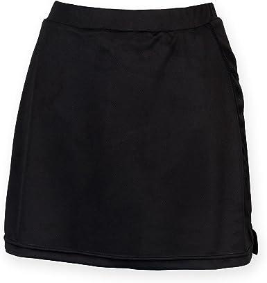 Finden & Hales- Falda-pantalón de deporte transpirable para mujer ...