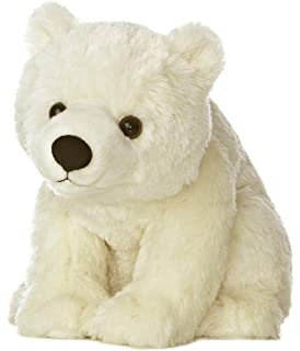 aurora world destination nation polar bear plush 10