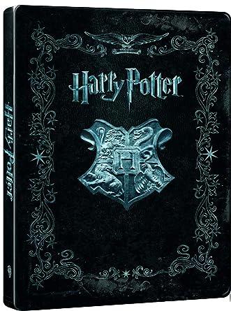 Harry Potter Mtl Pck 8 [DVD]: Amazon.es: Daniel Radcliffe ...
