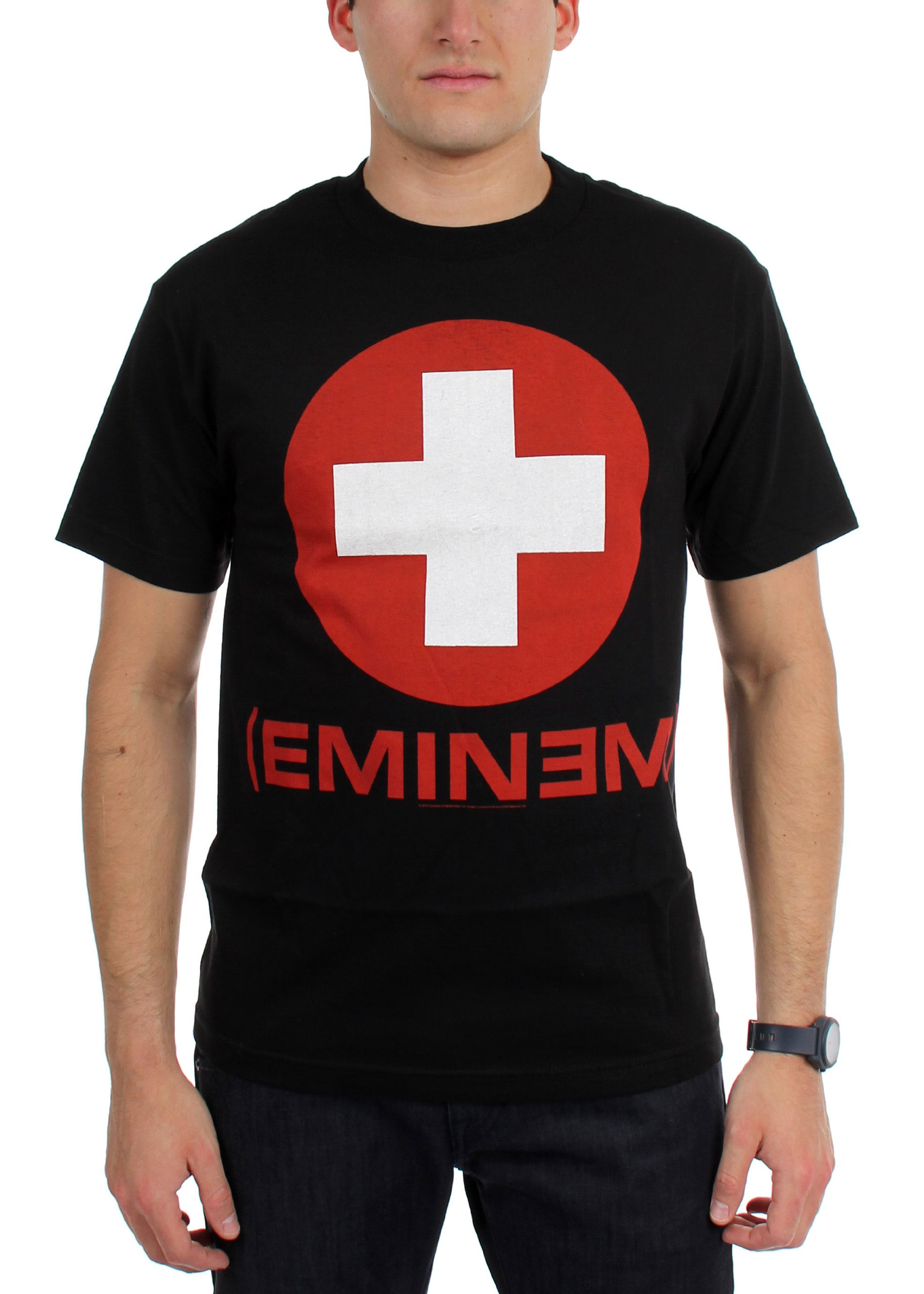 Eminem S Recovery Tshirt X Color Black