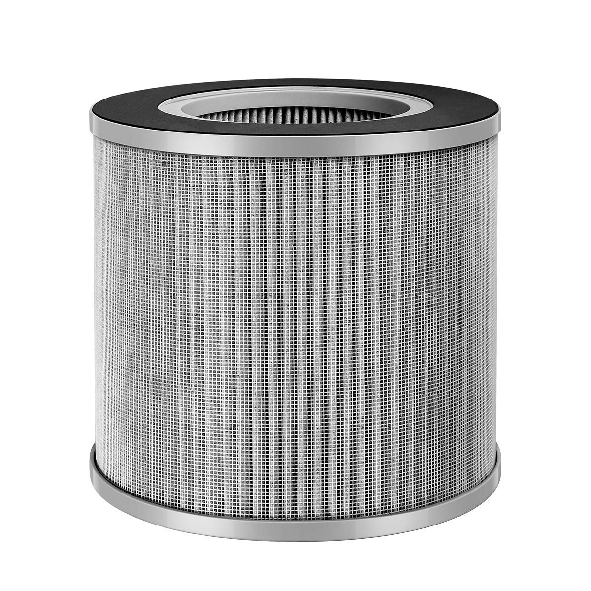 Homemaxs EPI236 Air Purifier Replacement Filter True HEPA Activated Carbon Filters Set- Upgraded